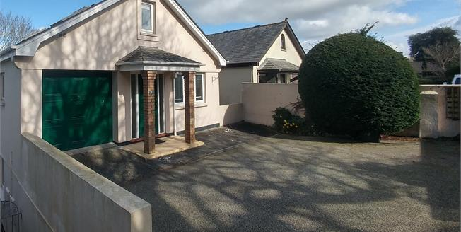 Asking Price £375,000, 4 Bedroom Detached House For Sale in Truro, TR1