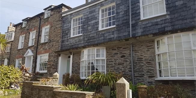Guide Price £525,000, 3 Bedroom Terraced Cottage For Sale in Cornwall, PL29