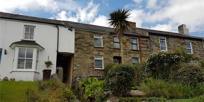 Asking Price £215,000, 2 Bedroom Terraced Cottage For Sale in Wadebridge, PL27