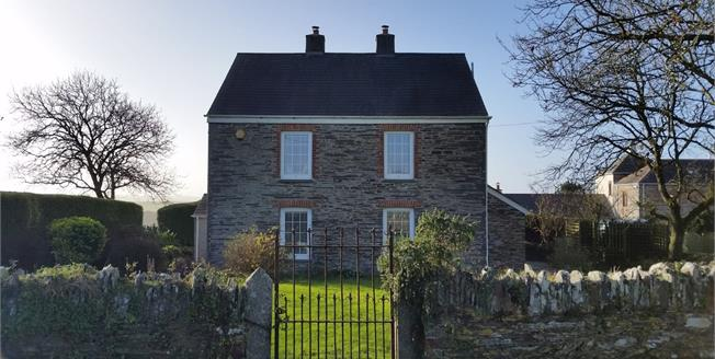 Offers in excess of £500,000, 5 Bedroom Detached House For Sale in Cornwall, PL27