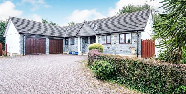Asking Price £390,000, 4 Bedroom Detached Bungalow For Sale in St. Issey, PL27