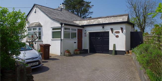 Offers in excess of £200,000, 2 Bedroom Detached Bungalow For Sale in Delabole, PL33