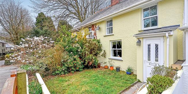Asking Price £245,000, 3 Bedroom Terraced Cottage For Sale in St. Teath, PL30