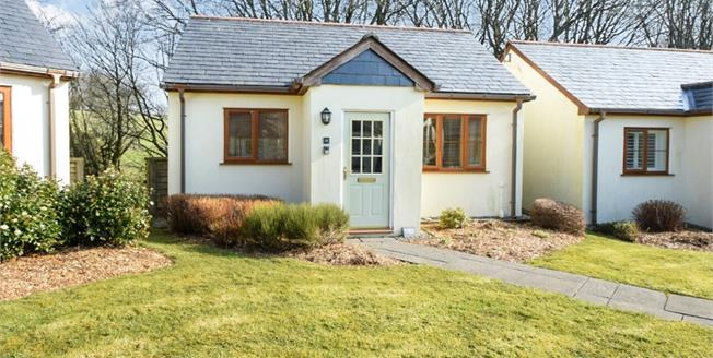 Guide Price £90,000, 1 Bedroom Detached Bungalow For Sale in Davidstow, PL32