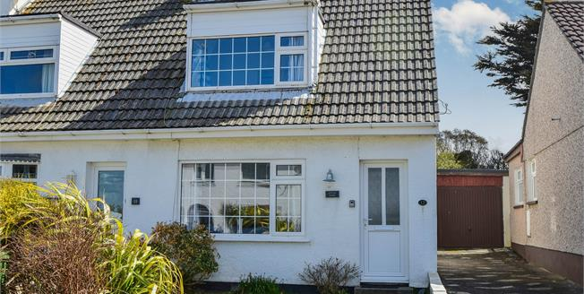 Asking Price £275,000, 2 Bedroom Semi Detached House For Sale in Port Isaac, PL29