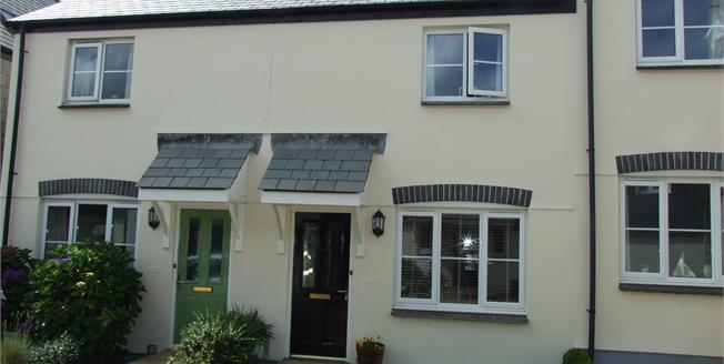 Asking Price £147,000, 2 Bedroom Terraced House For Sale in Camelford, PL32