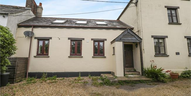 Offers in excess of £175,000, 2 Bedroom Semi Detached Cottage For Sale in St. Mabyn, PL30