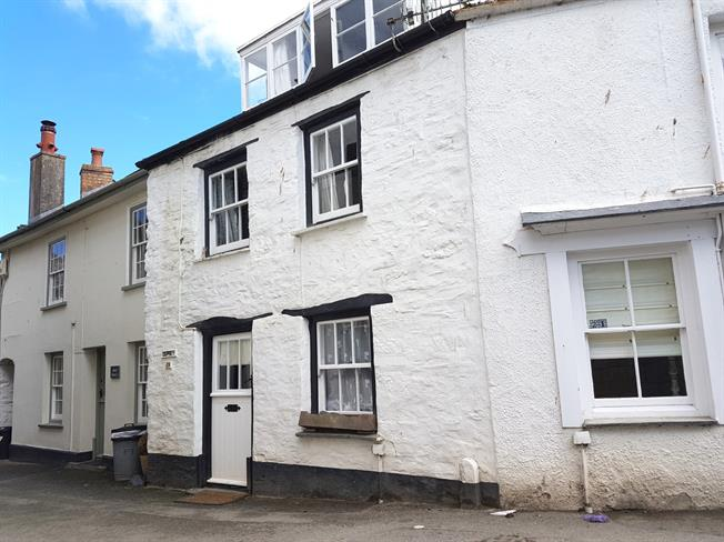 3 Bedroom Terraced Cottage For Sale In Port Isaac For