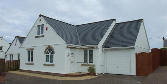 Guide Price £365,000, 4 Bedroom Detached Bungalow For Sale in Tintagel, PL34