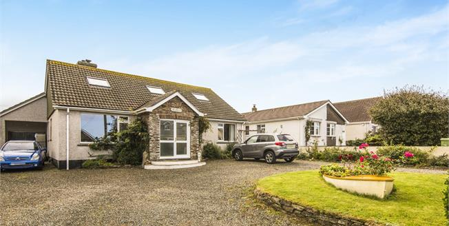 Asking Price £595,000, 5 Bedroom Detached Bungalow For Sale in Trevone, PL28