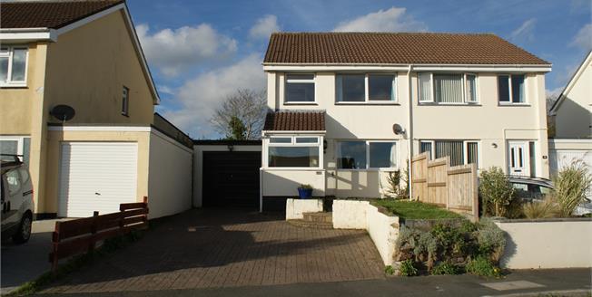 Asking Price £225,000, 3 Bedroom Semi Detached House For Sale in Wadebridge, PL27