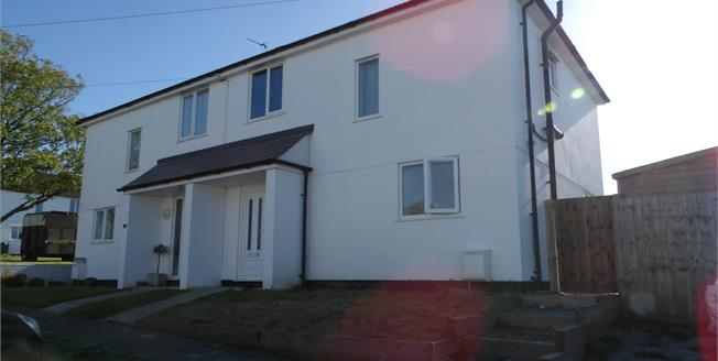 Offers in excess of £195,000, 3 Bedroom Semi Detached House For Sale in St. Eval, PL27