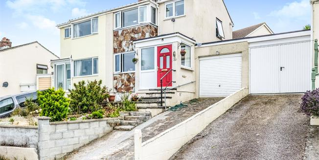 Guide Price £230,000, 3 Bedroom Semi Detached House For Sale in Wadebridge, PL27