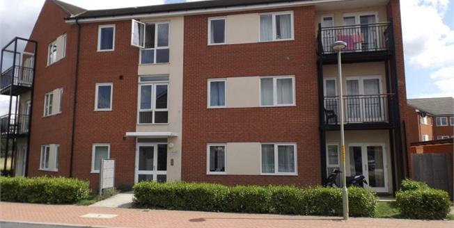 £130,000, 2 Bedroom Ground Floor Flat For Sale in Ashford, TN23