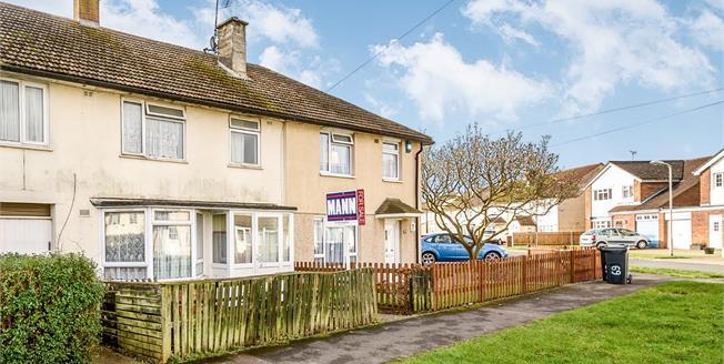 Asking Price £199,950, 3 Bedroom For Sale in Ashford, TN23