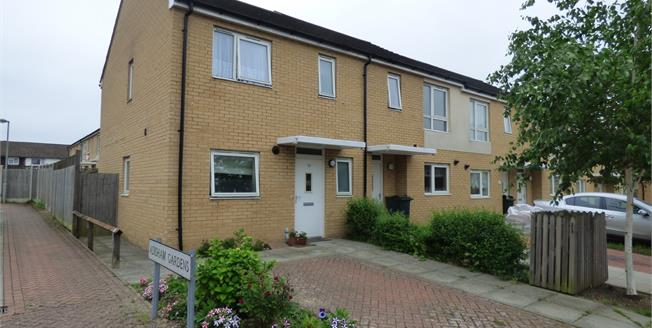 Offers in excess of £200,000, 3 Bedroom End of Terrace House For Sale in Ashford, TN23