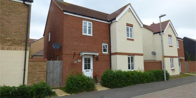 Offers Over £300,000, 4 Bedroom Detached House For Sale in Kingsnorth, TN25