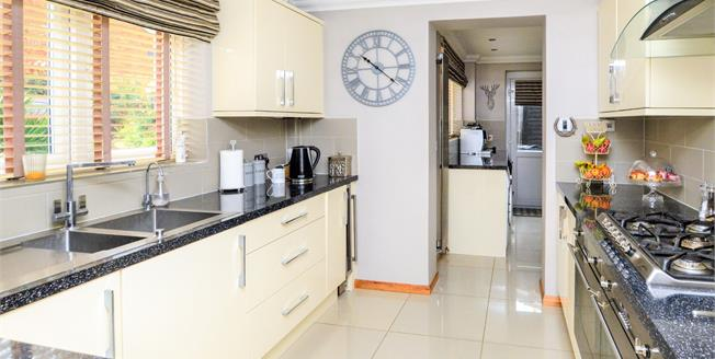 Offers in excess of £425,000, 4 Bedroom Link Detached House For Sale in Ashford, TN23