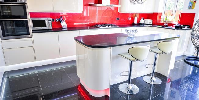 Asking Price £425,000, 4 Bedroom Semi Detached House For Sale in Ashford, TN24