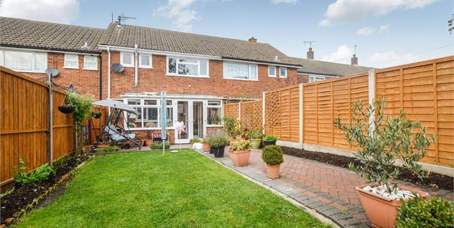Guide Price £200,000, 3 Bedroom Terraced House For Sale in Ashford, TN23