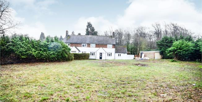 Guide Price £450,000, 3 Bedroom Semi Detached House For Sale in Challock, TN25