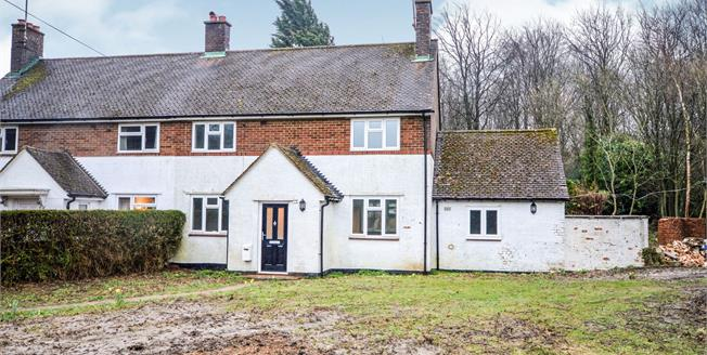 Guide Price £425,000, 3 Bedroom Semi Detached House For Sale in Challock, TN25