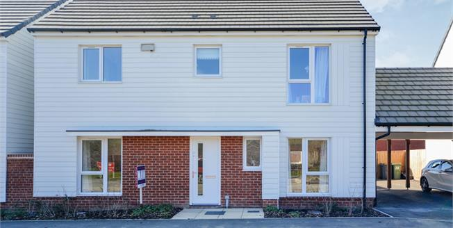 Asking Price £400,000, 4 Bedroom Detached House For Sale in Ashford, TN23