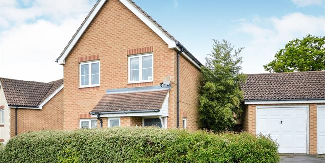 Guide Price £325,000, 3 Bedroom Detached House For Sale in Ashford, TN25