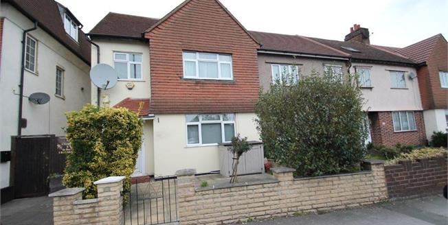 Offers in the region of £450,000, 3 Bedroom End of Terrace House For Sale in Beckenham, BR3