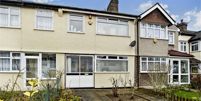 Offers in the region of £550,000, 5 Bedroom Terraced House For Sale in Beckenham, BR3