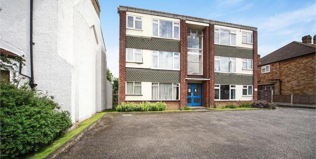 Guide Price £260,000, 1 Bedroom Flat For Sale in Beckenham, BR3