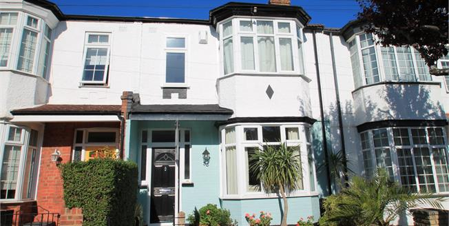 Offers in the region of £550,000, 3 Bedroom Terraced House For Sale in Beckenham, BR3