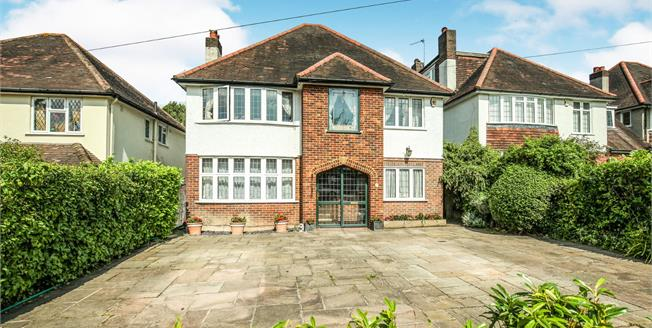 Offers in excess of £1,000,000, 4 Bedroom Detached House For Sale in Bromley, BR2