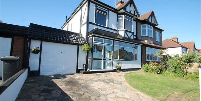 Asking Price £550,000, 3 Bedroom Semi Detached House For Sale in London, SE6