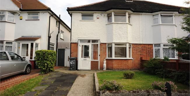 Offers in excess of £430,000, 3 Bedroom Semi Detached House For Sale in London, SE6