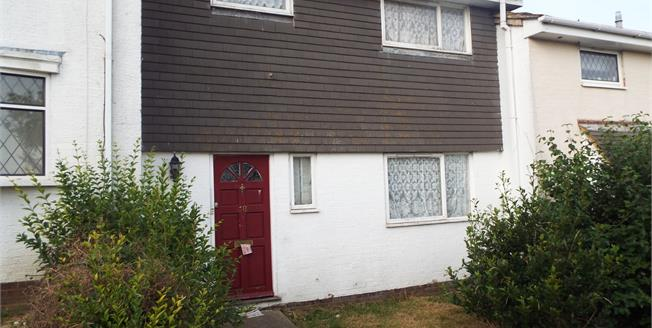 Guide Price £190,000, 3 Bedroom Terraced House For Sale in Chatham, ME5