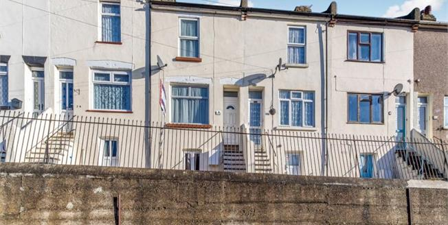 Offers in excess of £180,000, 2 Bedroom Terraced House For Sale in Chatham, ME5