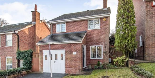 Offers in excess of £345,000, 3 Bedroom Detached House For Sale in Chatham, ME5