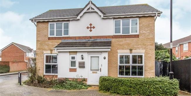 Guide Price £400,000, 3 Bedroom Detached House For Sale in St. Marys Island, ME4