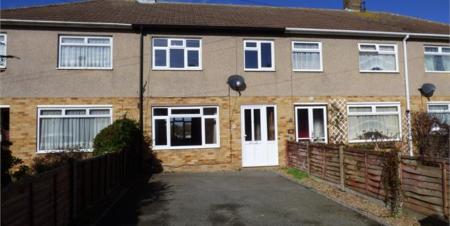 Guide Price £220,000, 3 Bedroom Terraced House For Sale in Chatham, ME5