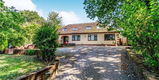 Offers Over £725,000, 5 Bedroom Detached House For Sale in Chatham, ME5