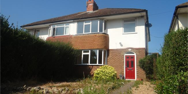 Guide Price £250,000, 3 Bedroom Semi Detached House For Sale in Sturry, CT2