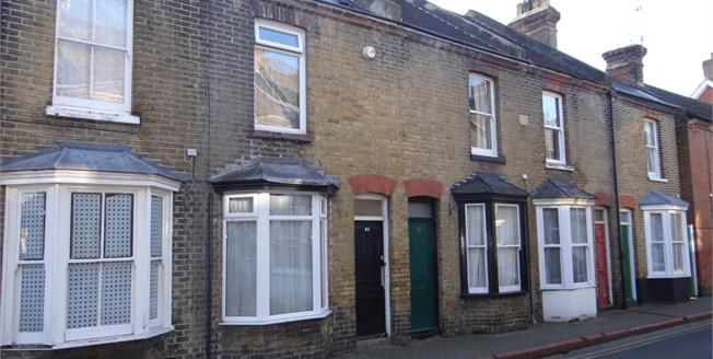 Asking Price £290,000, 4 Bedroom Terraced House For Sale in Canterbury, CT1