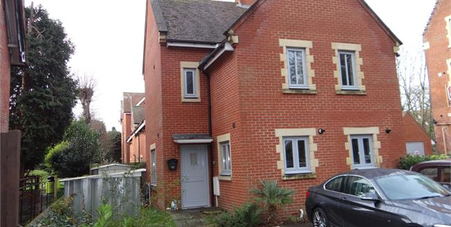 Guide Price £280,000, 2 Bedroom Semi Detached House For Sale in Canterbury, CT1