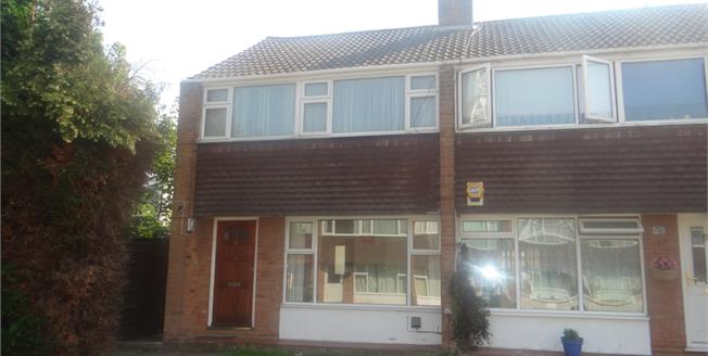 Guide Price £250,000, 3 Bedroom End of Terrace House For Sale in Canterbury, CT1