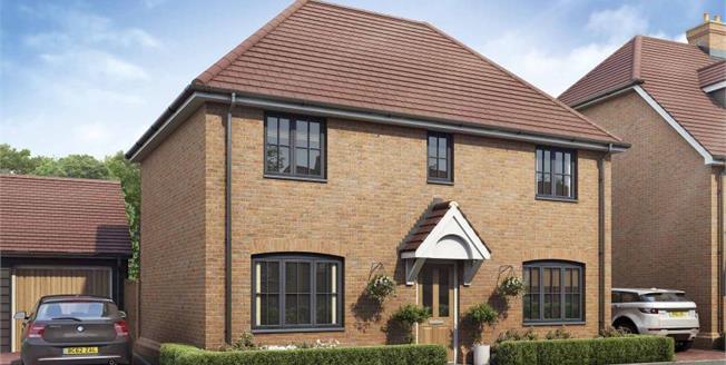 £385,000, 3 Bedroom House For Sale in Kent, TN25