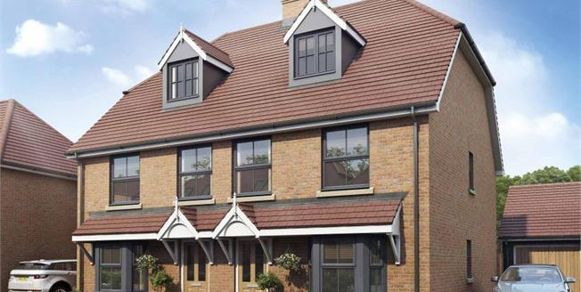 £435,000, 3 Bedroom House For Sale in Kent, TN25