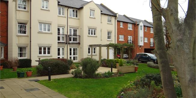 Asking Price £259,995, 1 Bedroom Flat For Sale in Canterbury, CT2