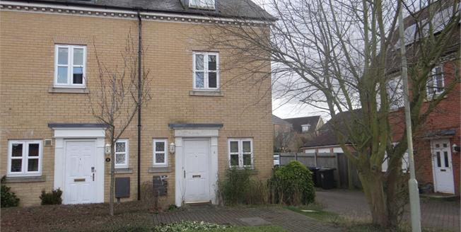 Asking Price £275,000, 3 Bedroom End of Terrace House For Sale in Canterbury, CT1