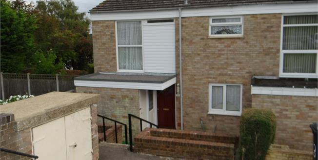 Guide Price £215,000, 2 Bedroom Terraced House For Sale in Canterbury, CT2